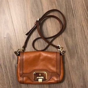 Leather Cole Haan Crossbody Bag